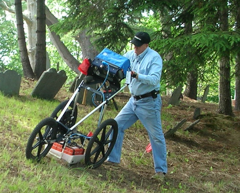 GPR-survey
